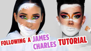 spanish little makeup tutorial