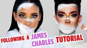 doing makeup tutorial saubhaya