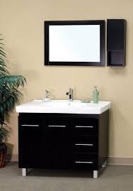 40 inch single sink bathroom vanity in
