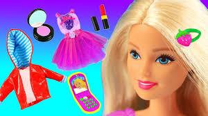 35 barbie hacks miniature makeup set