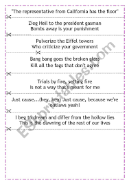 green day holiday esl worksheet by