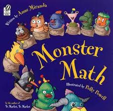 Monster Math : ILT Polly Powell Anne Miranda : 9781435265165