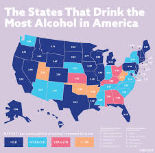 Which States Drink The Most Alcohol ...