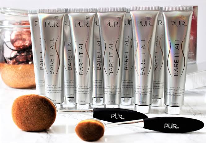 Image result for PUR Bare It All 4-in-1 Skin-Perfecting Foundation