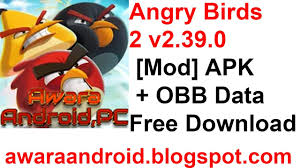 Angry Birds 2 v2.39.0 [Mod] APK + OBB Data Free Download - YouTube