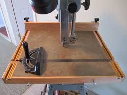 bandsaw diy table by tyka