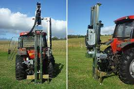 Fence Post Driver For Your Tractor