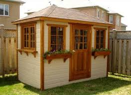 garden shed kits summerwood products