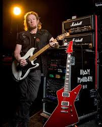 Adrian Smith Jackson San Dimas & Ibanez... - Adrian Smith Fan Club ...