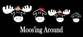 Moose Family Car Decal Sticker Custom Made Etsy