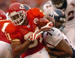 Where is Former Super Bowl Champion Priest Holmes Now?