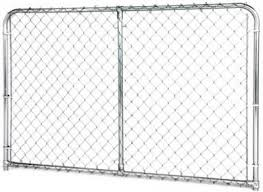 Shop 6 X 4 Economy Chain Link Kennel Panel At Mccoy S