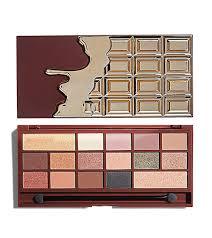 chocolate eyeshadow palette 24k gold
