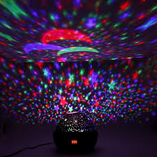 Led Night Light Star Projector Usb Lighting Lamps Children S Room Lamp