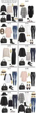 10 Day Packing List From Day to Night - livelovesara | Fashion, Cute  outfits, Capsule wardrobe