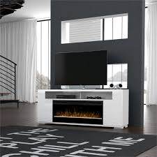 dimplex haley media console electric