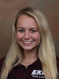 Ashley Smith - Track & Field - Eastern Kentucky University Athletics