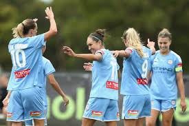 Melbourne City overpowers Wanderers to advance to W-League final