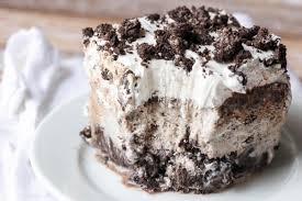 oreo ice cream cake just 5