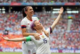 Northern California native Megan Rapinoe is SI's Sportsperson of the Year –  Chico Enterprise-Record