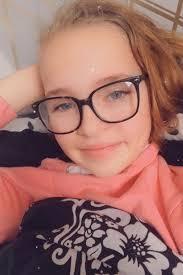 Brave schoolgirl to shave long blonde locks on 13th birthday - Cornwall Live