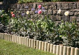 Woodland Garden Products Edging Log Roll