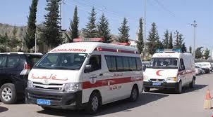 """نتيجة بحث الصور عن المستشفى العسكري في قاعدة """"K-1"""" الجوية في كركوك"""