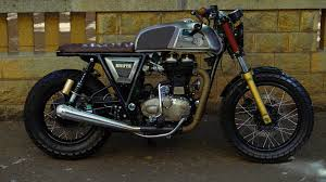 continental gt by bulleteer customs