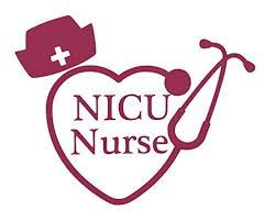 Custom Nicu Nurse Stethoscope Vinyl Decal Nursing Student Bumper Sticker For Tumblers Laptops Car Windows Nursing Hat Sticker Pick Size And Color Wickedgoodz