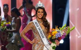 miss universe 2016 films a tv show in