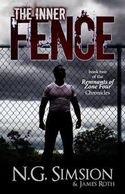 The Inner Fence Remnants Of Zone Four 2 By N G Simsion