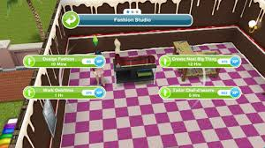 long hair event the sims freeplay