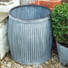 vintage dolly tub zinc planter