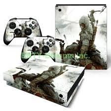 Assassin S Video Game Vinyl Skin Sticker Decal Xbox One X Scorpio Ebay