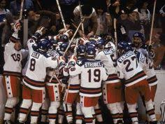 Image result for in front of thousands of frenzied fans,  the Olympic Winter Games in Lake Placid, New York,.