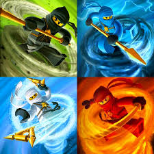 My Interest: Lego Ninjago masters of Spinjitzu