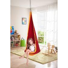 Kids Swing Hammock Pod Chair Child Rope Hanging Sensory Seat Nest Indoor Outdoor Use Walmart Com Walmart Com