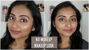 basic makeup for indian beginners