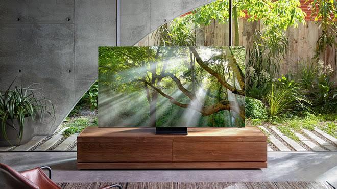 Samsung'un çerçevesiz televizyonu Q950TS QLED 8K görücüye çıktı