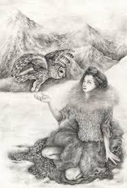 Skadi by Adeline Martin | Norse vikings, Norse mythology, Norse