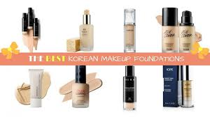 10 best korean makeup foundations