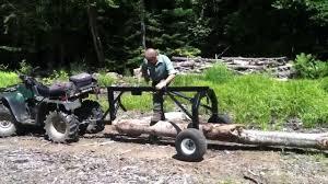 atv log arch skidder 1 ton cap usa