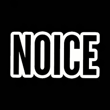 Noice Brooklyn 99 Decal White Choose Size Etsy