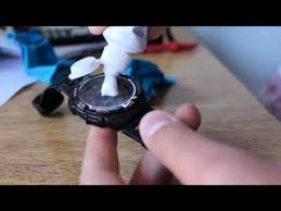 remove scratches from a watch