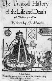 La trágica historia del doctor Fausto - Christopher Marlowe ...