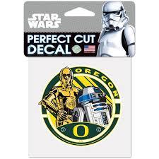 Oregon Car Decals Oregon Ducks Bumper Stickers Decals Fanatics