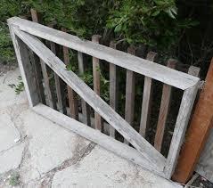 how to build a garden gate a basic