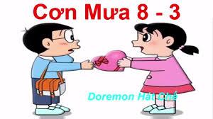 Doremon Hát Chế] - Cơn Mưa 8-3 Chế Cơn Mưa Ngang Qua - Liên Khúc ...