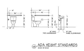 how to design an ada restroom arch