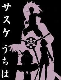 Sasuke Uchiha [Naruto Shippuden] : anime